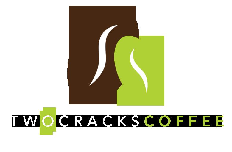 Two Cracks Coffee – Roastery & Cafe Logo